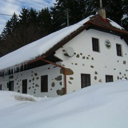 Eidenberghaus Winter-Wonderland
