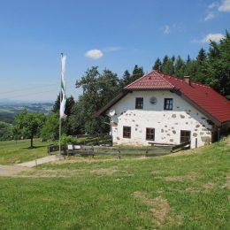 Eidenberghaus Garten